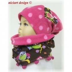 Niciart  Set Fleece Baggy...